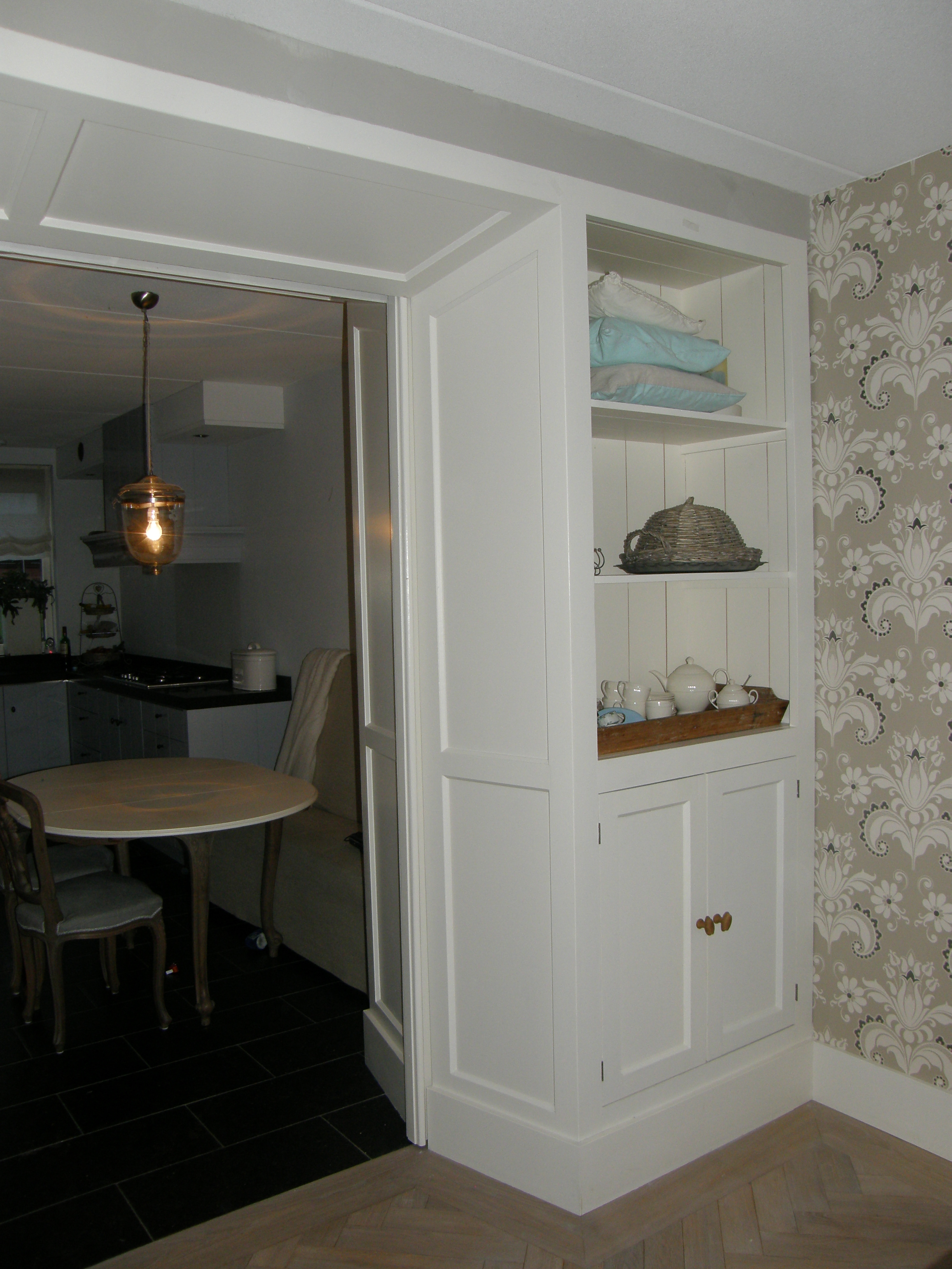 Kamer en suite kasten en deuren Made by RB